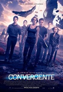A Série Divergente: Convergente - Poster / Capa / Cartaz - Oficial 14