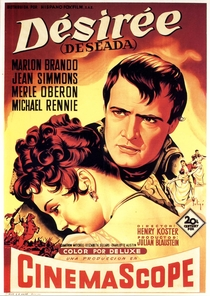 Desirée, o Amor de Napoleão - Poster / Capa / Cartaz - Oficial 1