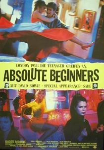 Absolute Beginners - Poster / Capa / Cartaz - Oficial 3