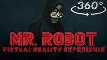 Mr. Robot: Virtual Reality Experience - 360° - Poster / Capa / Cartaz - Oficial 2