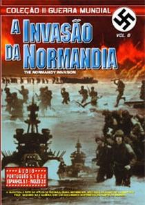 A Invasão da Normandia - Poster / Capa / Cartaz - Oficial 1