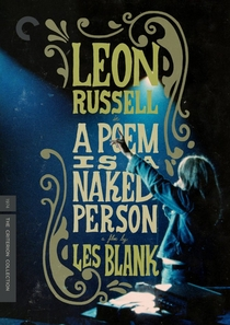 A Poem is a Naked Person - Poster / Capa / Cartaz - Oficial 2