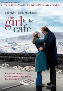 A Garota da Cafeteria - Poster / Capa / Cartaz - Oficial 1