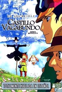 O Castelo Animado - Poster / Capa / Cartaz - Oficial 42