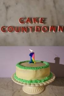 Cake Countdown - Poster / Capa / Cartaz - Oficial 1