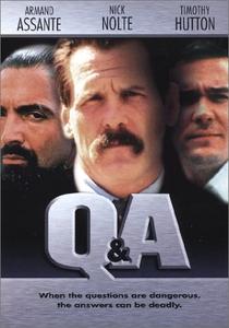 Q & A - Sem Lei, Sem Justiça - Poster / Capa / Cartaz - Oficial 2
