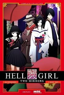 Jigoku Shoujo (2ª Temporada) - Poster / Capa / Cartaz - Oficial 3