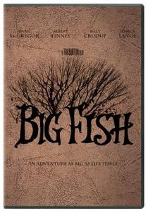 Peixe Grande e Suas Histórias Maravilhosas - Poster / Capa / Cartaz - Oficial 3