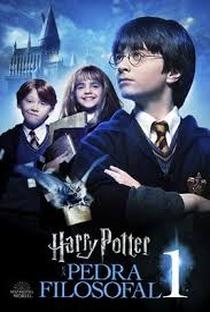 Harry Potter e a Pedra Filosofal - Poster / Capa / Cartaz - Oficial 15