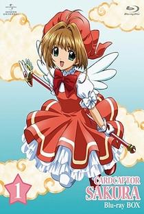 Sakura Card Captors (1ª Temporada) - Poster / Capa / Cartaz - Oficial 4