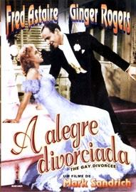 A Alegre Divorciada - Poster / Capa / Cartaz - Oficial 2
