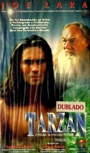 Tarzan - O Enigma da Dimensão Proibida - Poster / Capa / Cartaz - Oficial 3