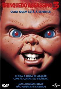 Brinquedo Assassino 3 - Poster / Capa / Cartaz - Oficial 2