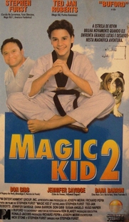Magic Kid 2 - Poster / Capa / Cartaz - Oficial 2