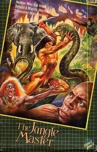 Karzan, O Fabuloso Homem da Selva - Poster / Capa / Cartaz - Oficial 4