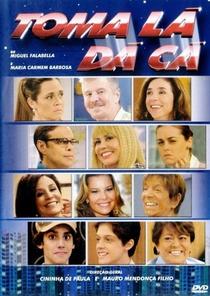 Toma Lá, Dá Cá (2ª Temporada) - Poster / Capa / Cartaz - Oficial 1