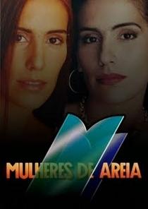 Mulheres de Areia - Poster / Capa / Cartaz - Oficial 6