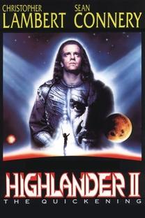 Highlander II - A Ressurreição - Poster / Capa / Cartaz - Oficial 5