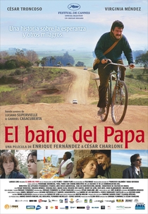 O Banheiro do Papa - Poster / Capa / Cartaz - Oficial 1