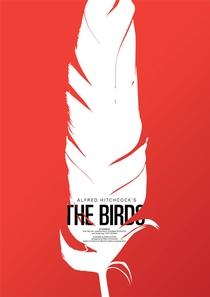 Os Pássaros - Poster / Capa / Cartaz - Oficial 4