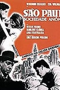 São Paulo Sociedade Anônima - Poster / Capa / Cartaz - Oficial 4