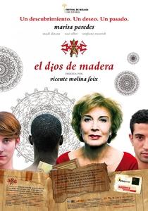 El Dios de Madera - Poster / Capa / Cartaz - Oficial 1