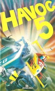 Havoc 5 - Poster / Capa / Cartaz - Oficial 1