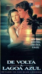 De Volta à Lagoa Azul - Poster / Capa / Cartaz - Oficial 4