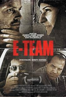 E-Team - Poster / Capa / Cartaz - Oficial 1