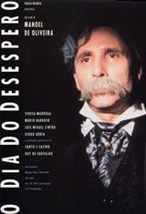 O Dia do Desespero - Poster / Capa / Cartaz - Oficial 1