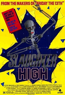 Slaughter High - Poster / Capa / Cartaz - Oficial 5