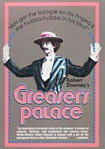 Greaser's Palace - Poster / Capa / Cartaz - Oficial 1