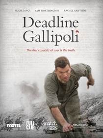 Deadline Gallipoli - Poster / Capa / Cartaz - Oficial 1