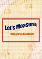Let's Measure: Using Standard Units - Poster / Capa / Cartaz - Oficial 2