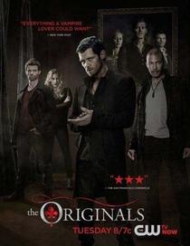 The Originals (1ª Temporada) - Poster / Capa / Cartaz - Oficial 9