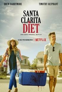 Santa Clarita Diet (1ª Temporada) - Poster / Capa / Cartaz - Oficial 1