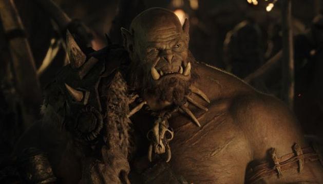 Warcraft: revelada a 1ª imagem do orc Orgrim