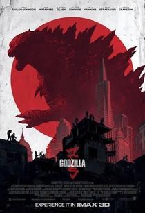 Godzilla - Poster / Capa / Cartaz - Oficial 5