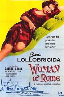 A Romana  - Poster / Capa / Cartaz - Oficial 1