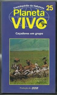 Planeta Vivo - Caçadores em Grupo - Poster / Capa / Cartaz - Oficial 1