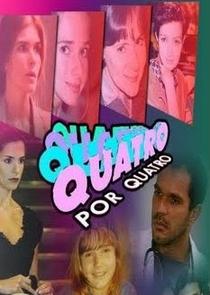 Quatro por Quatro - Poster / Capa / Cartaz - Oficial 8