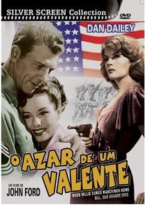 O Azar de um Valente - Poster / Capa / Cartaz - Oficial 1