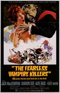A Dança dos Vampiros - Poster / Capa / Cartaz - Oficial 1
