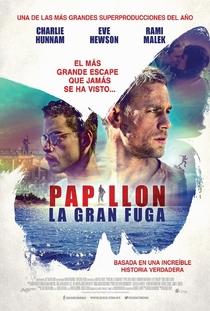Papillon - Poster / Capa / Cartaz - Oficial 4