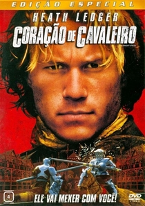 Coração de Cavaleiro - Poster / Capa / Cartaz - Oficial 5