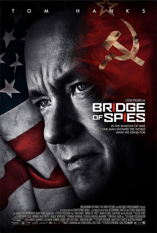 Novo Filme de Spielberg Ganha Cartaz