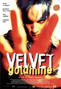 Velvet Goldmine - Poster / Capa / Cartaz - Oficial 2