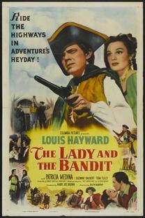 Bandido Romântico - Poster / Capa / Cartaz - Oficial 1