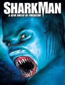 Shark Man - Poster / Capa / Cartaz - Oficial 1