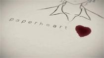 PaperHeart - Poster / Capa / Cartaz - Oficial 1